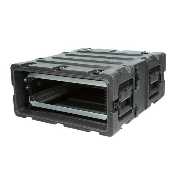 SKB 3RS-3U20-22B - 20 Inch Deep Static Shock Rack Case - 3U