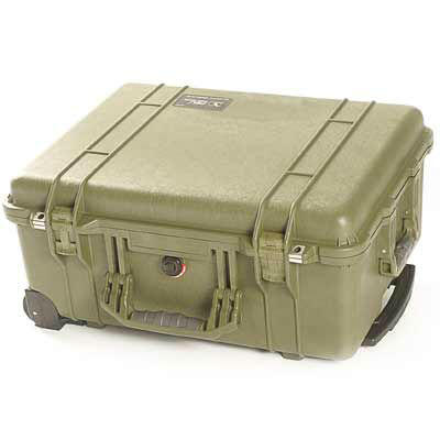 Peli 1560LFC Case with Cubed Foam and Laptop Lid Organiser