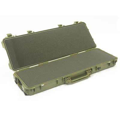 Peli 1720 Rifle Case with Layered Foam