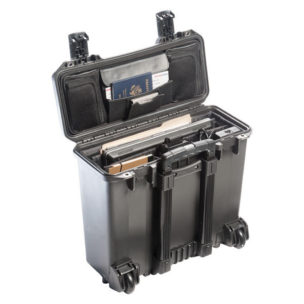Peli Storm iM2435 Top Loader Case with Office Dividers and Lid Organiser