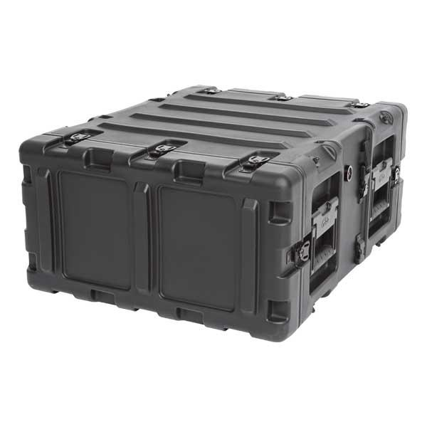 SKB 3RS-4U20-22B - 20 Inch Deep Static Shock Rack Case - 4U