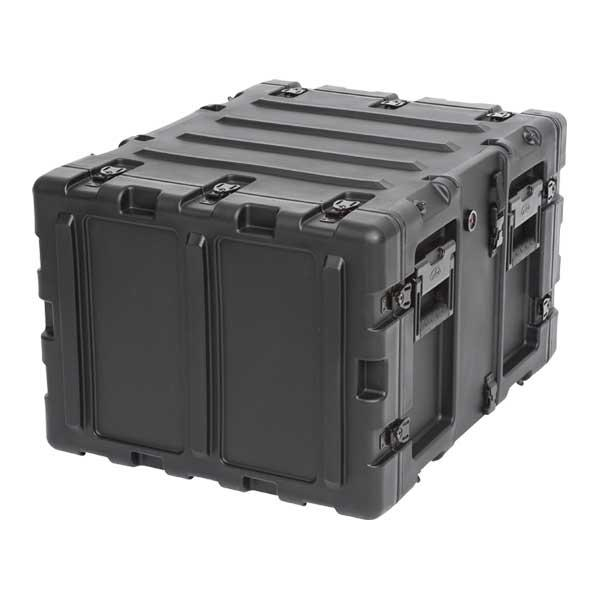 SKB 3RS-7U20-22B - 20 Inch Deep Static Shock Rack Case - 7U