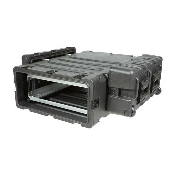 SKB 3RS-3U30-25B - 30 Inch Deep Static Shock Rack Case - 3U