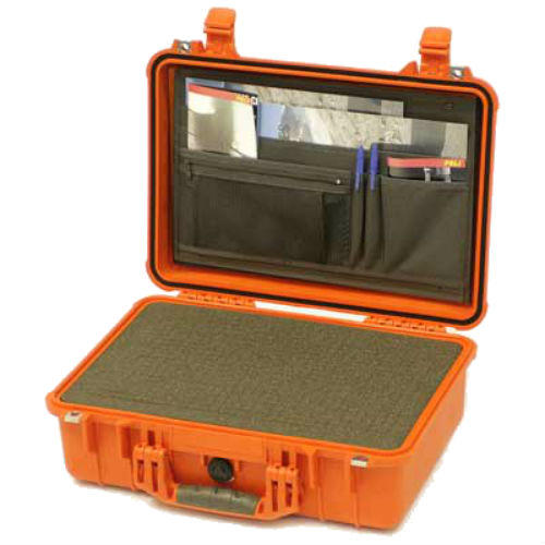 Peli 1500 Case with Cubed Foam