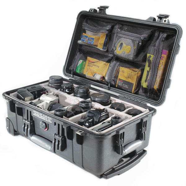 Peli 1510 Case with Dividers