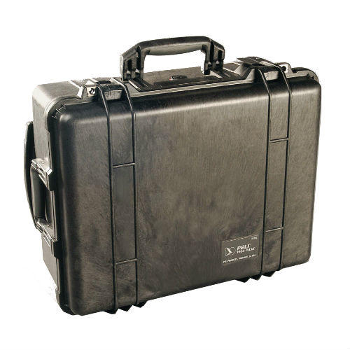 Peli 1560SC Studio Case with Dividers and Laptop Lid Organiser