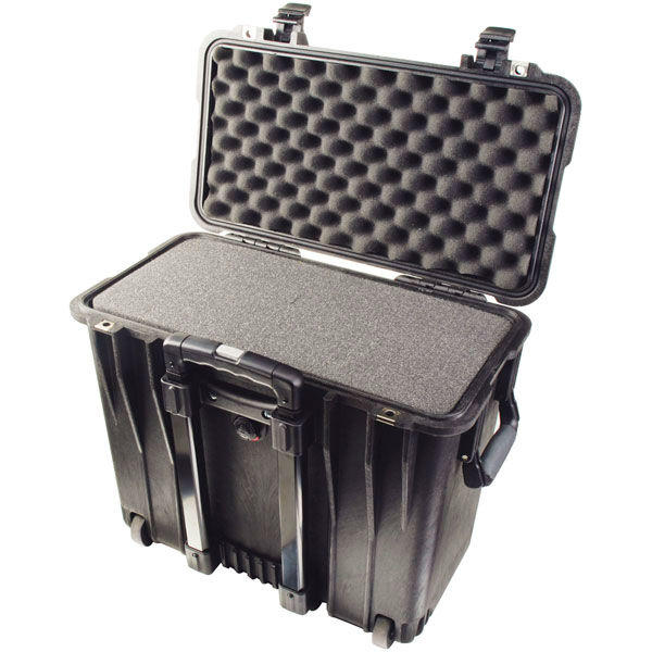 Peli 1440 Top Loader Case with Cubed Foam