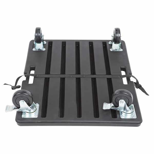 3RR-RCB - Caster Board for 3RR and 3RS Shock Racks