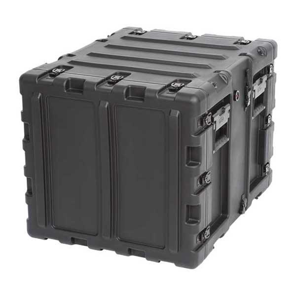 SKB 3RS-9U20-22B - 20 Inch Deep Static Shock Rack Case - 9U