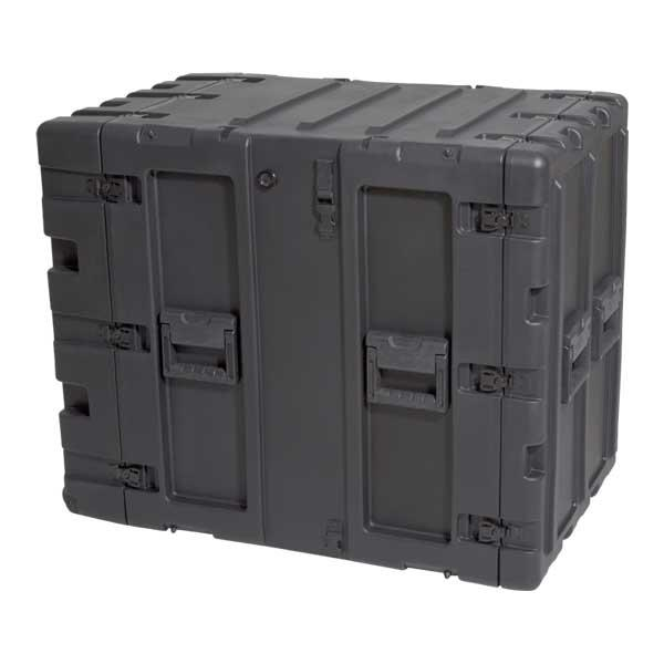 SKB 3RS-14U24-25B - 24 Inch Deep Static Shock Rack Case - 14U