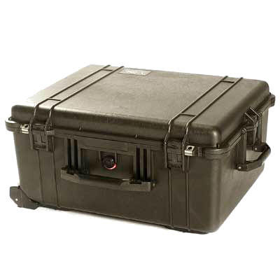 Peli 1610 Case with Cubed Foam