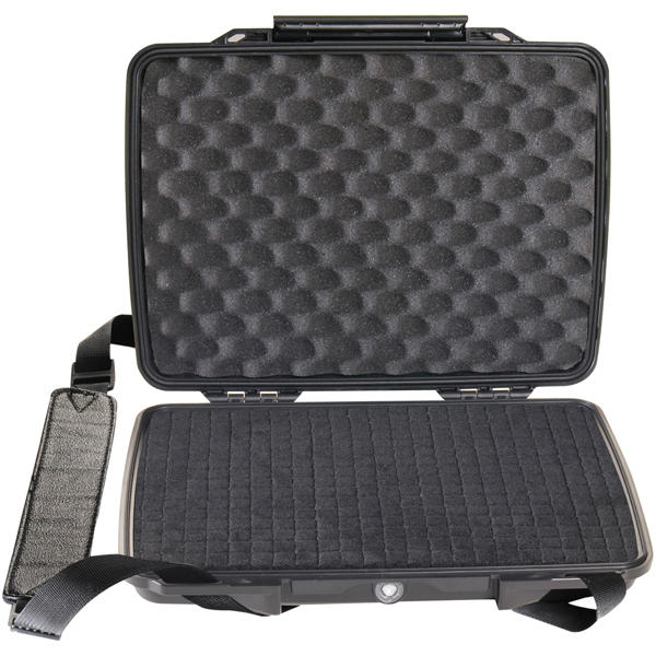 Peli 1075 Hardback Case with Cubed Foam