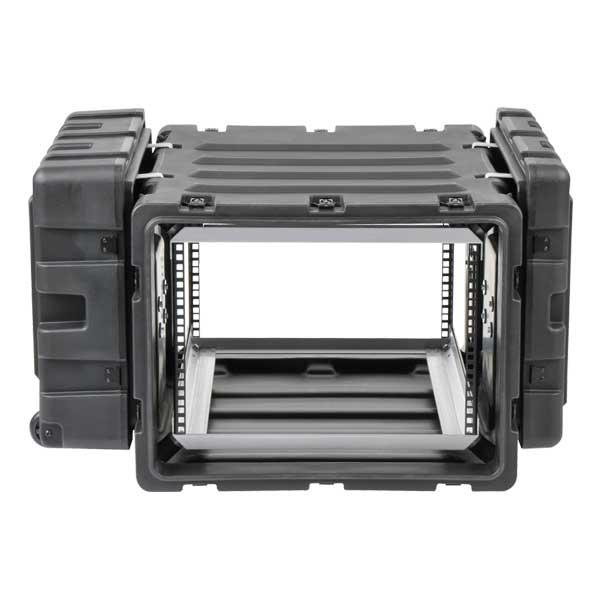 SKB 3RS-7U24-25B - 24 Inch Deep Static Shock Rack Case - 7U
