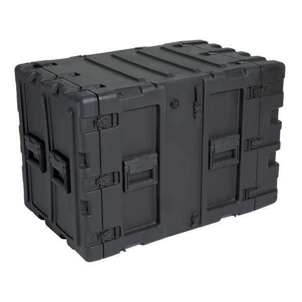 SKB 3RS-11U24-25B - 24 Inch Deep Static Shock Rack Case - 11U