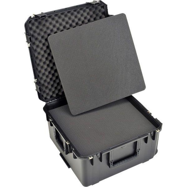 SKB 3i-2217-12B-C Case  with Cubed Foam