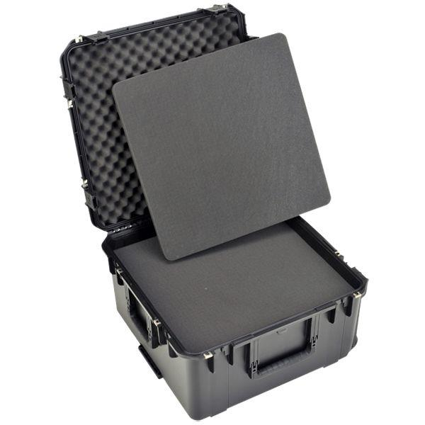 SKB 3i-2222-12B-C Case with Cubed Foam