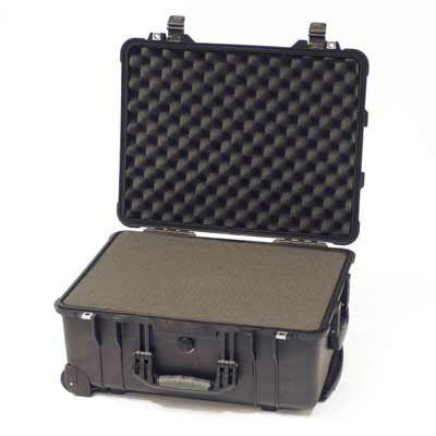 Peli 1560 Case with Cubed Foam