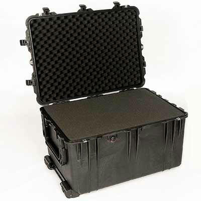 Peli 1660 Case with Cubed Foam