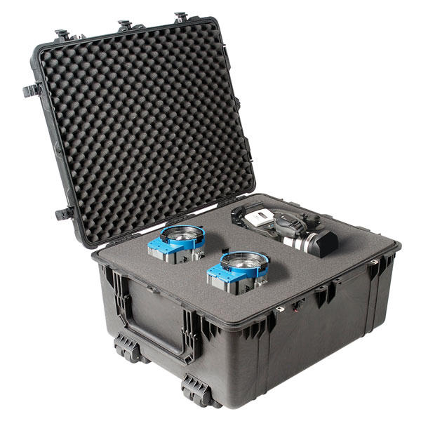 Peli 1690 Case with Cubed Foam