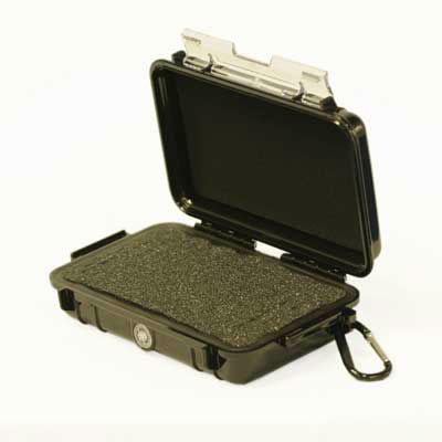 Peli 1040 MicroCase with Cubed Foam