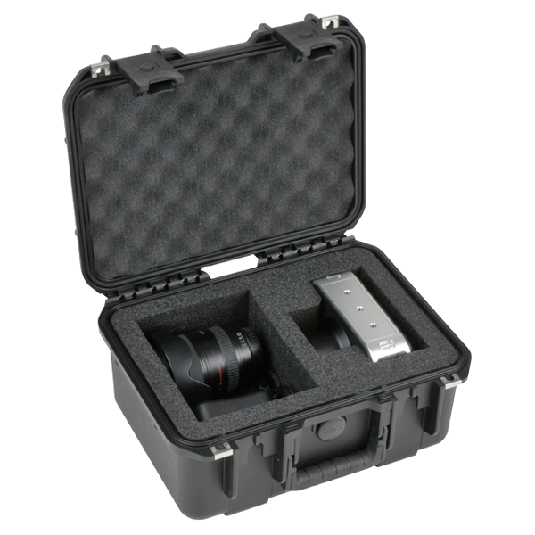 SKB 3i-13096BKMG Waterproof Case for a Blackmagic Cinema Camera