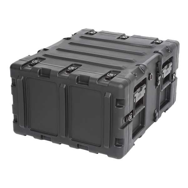 SKB 3RS-5U20-22B - 20 Inch Deep Static Shock Rack Case - 5U