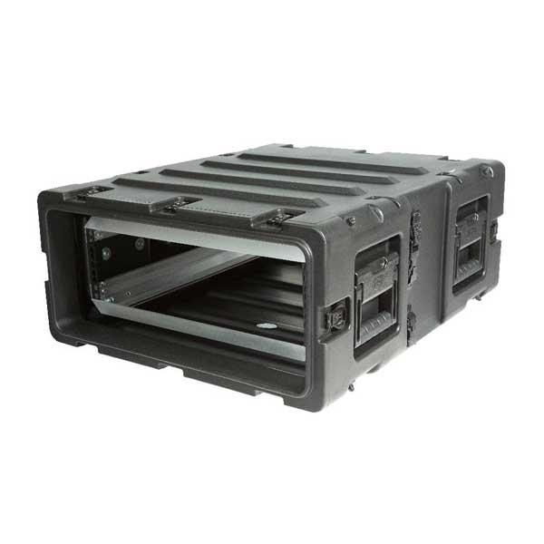 SKB 3RS-3U24-25B - 30 Inch Deep Static Shock Rack Case - 3U