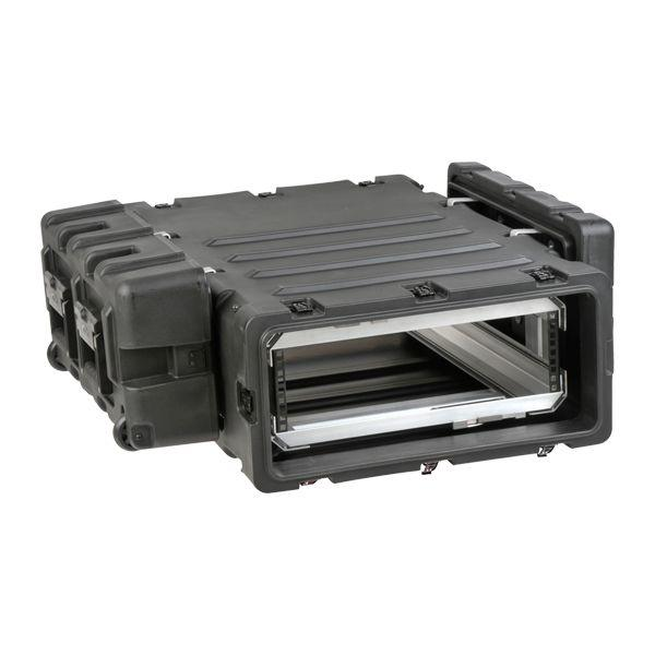 SKB 3RR-3U30-25B - 30 Inch Deep Removable Shock Rack Case - 3U