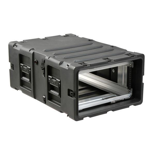 SKB 3RR-5U30-25B - 30 Inch Deep Removable Shock Rack Case - 5U