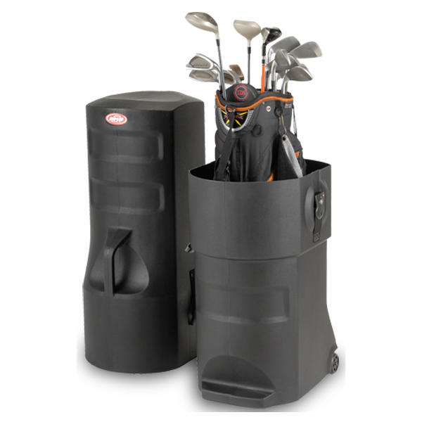 SKB 2SKB-R4916W - Space Saver Staff Golf Travel Case