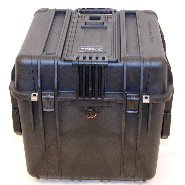 Peli 0340 Cube Case with Cubed Foam
