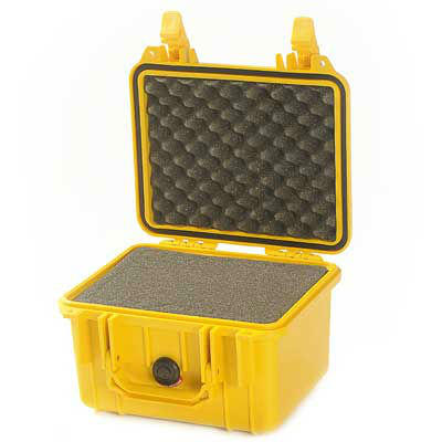 Peli 1300 Case with Cubed Foam