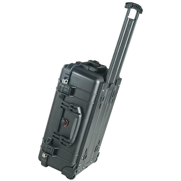 Peli 1510SC Studio Case with Dividers and Laptop Lid Organiser