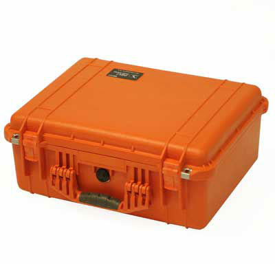 Peli 1550 Case with Dividers