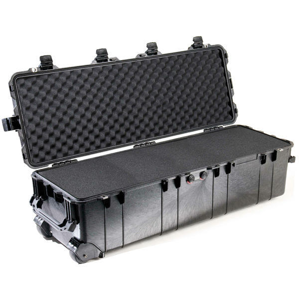 Peli 1740 Case with Cubed Foam