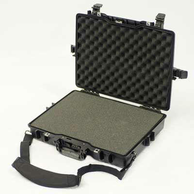 Peli 1495 Laptop Case with Cubed Foam
