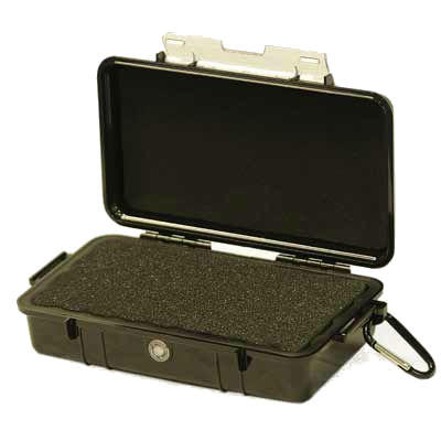 Peli 1060 MicroCase with Cubed Foam