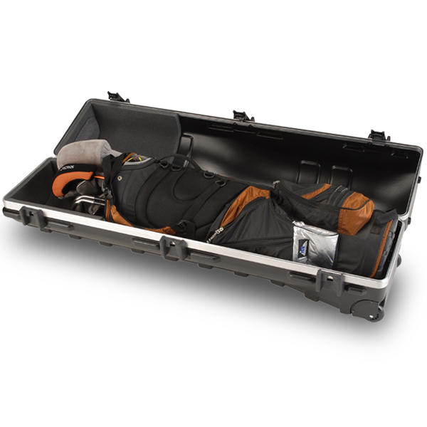 SKB 2SKB-4814W - Deluxe Standard ATA Golf Travel Case