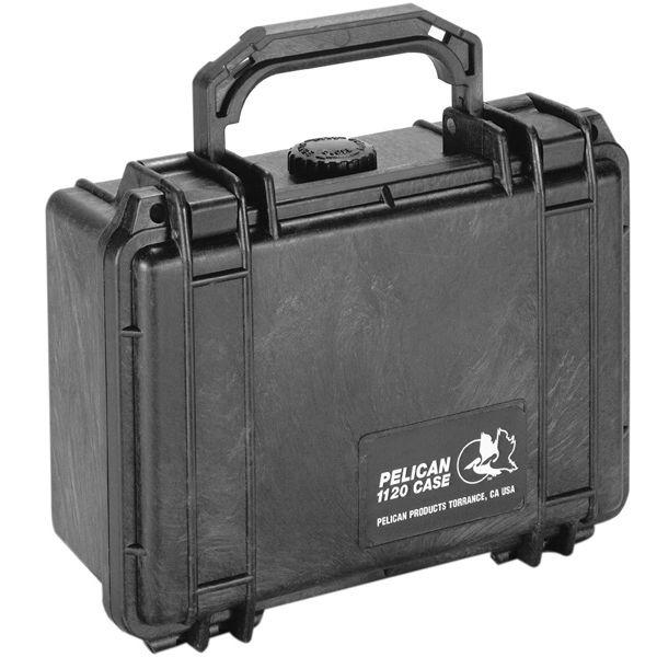Peli 1120 Case with Cubed Foam