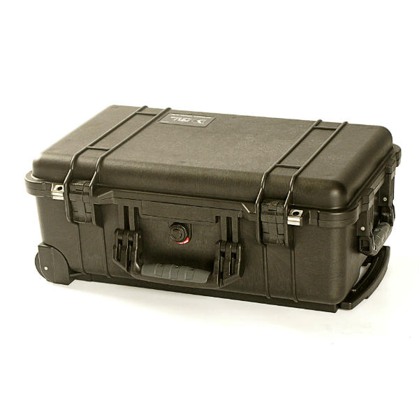 Peli 1510 Case with Cubed Foam