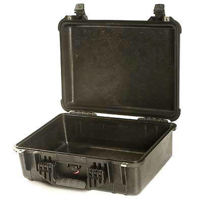 Peli 1520 Case with Dividers