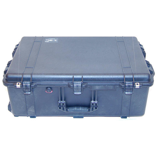 Peli 1650 Case with Dividers
