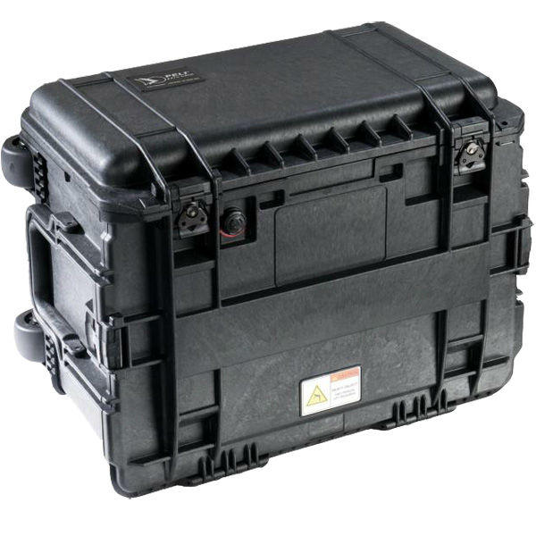 Peli 0450 Mobile Tool Chest - Empty