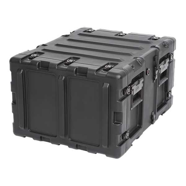 SKB 3RS-6U20-22B - 20 Inch Deep Static Shock Rack Case - 6U