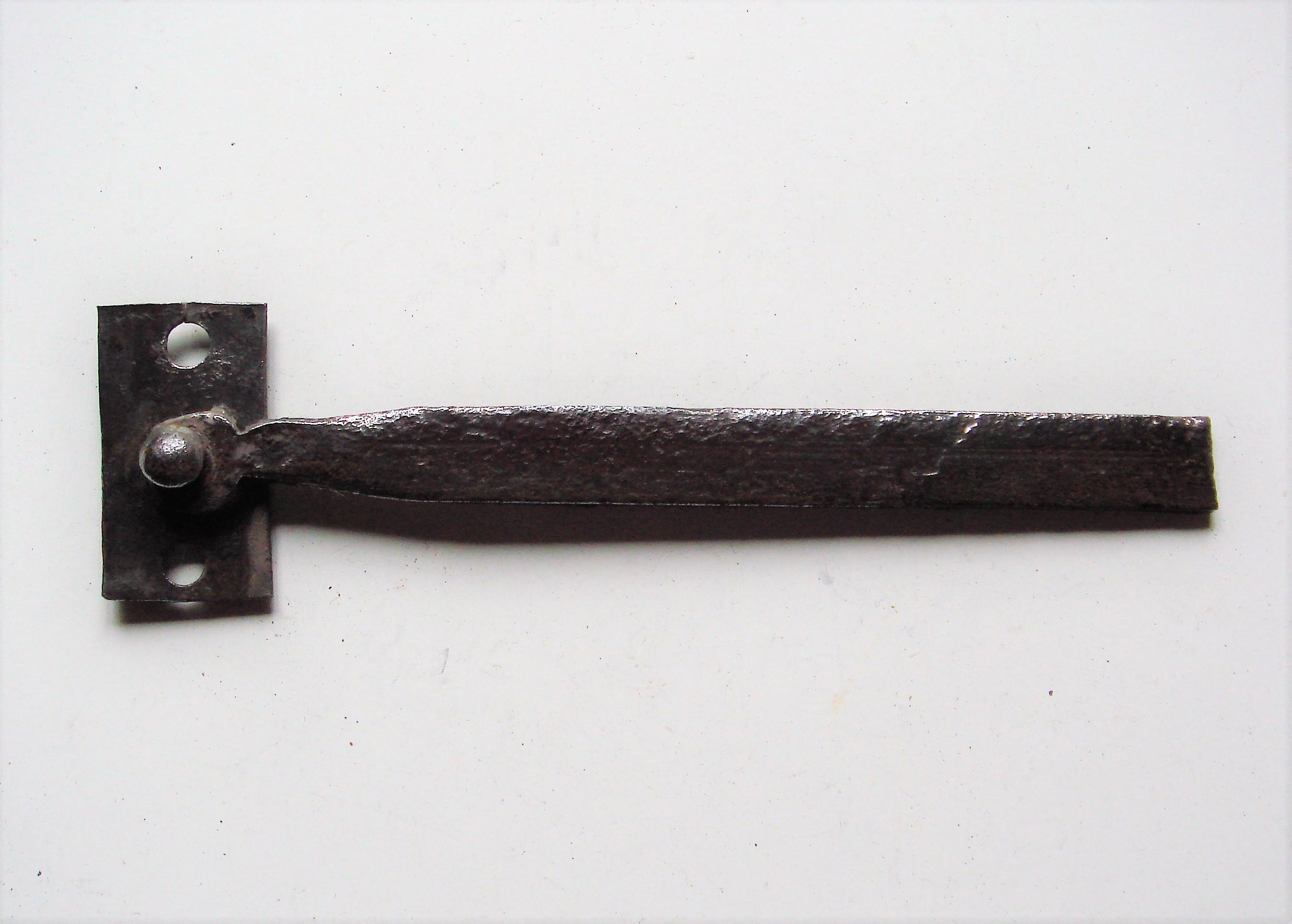 Original 18th & 19th Century Replacement Iron Latch Bars for Cottage & Stable Door