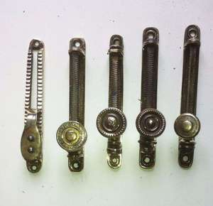 Victorian Window Blind Cord Rack Pulley's