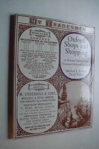Oxford Shops and Shopping a pictorial history
