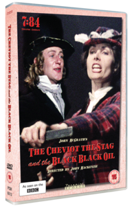 The Cheviot, the Stag and the Black, Black Oil 1974 DVD