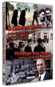 A Different World & Messenger from Poland DVD