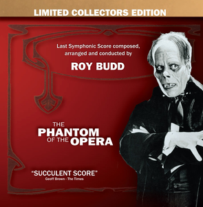 Roy Budd Score Phantom of the Opera